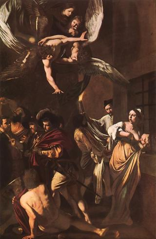 Caravaggio's The Seven Acts of Mercy
