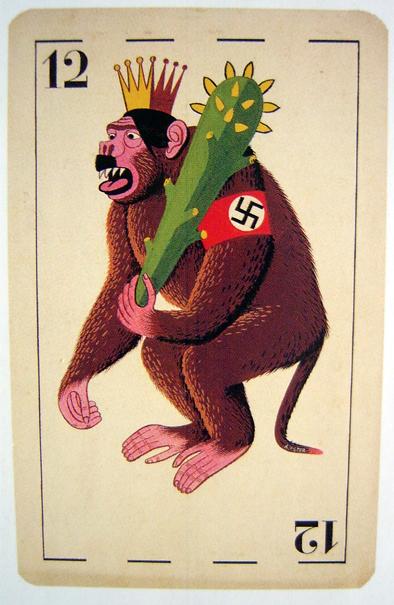 Nazi Monkey
